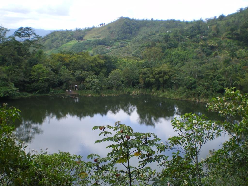 Laguna El Tabacal, La Vega - Cundinamarca