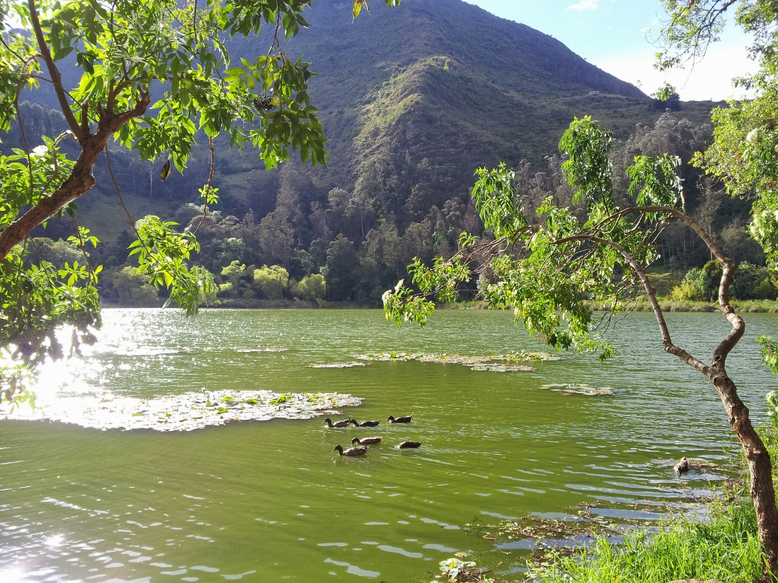 Laguna de Ubaque