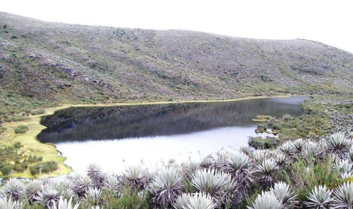 Lagunas de Siecha