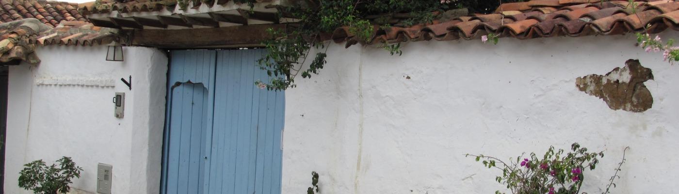 Calles en Villa de Leyva - Boyacá - Colombia Foto: David Medina