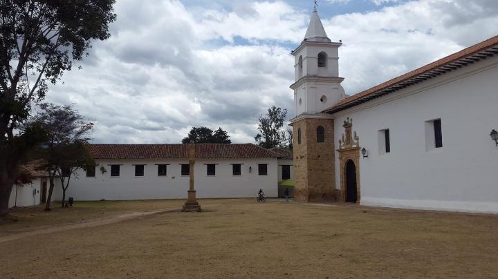 Construcciones tradicionales en Villa de Leyva - Boyacá - Colombia Foto: David Medina