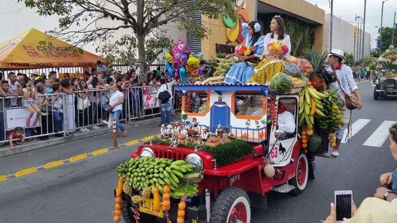 Desfile del Yipao en Armenia, Quindío