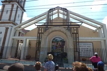 Fachada de la Antigua Hermita - Foto: David Medina