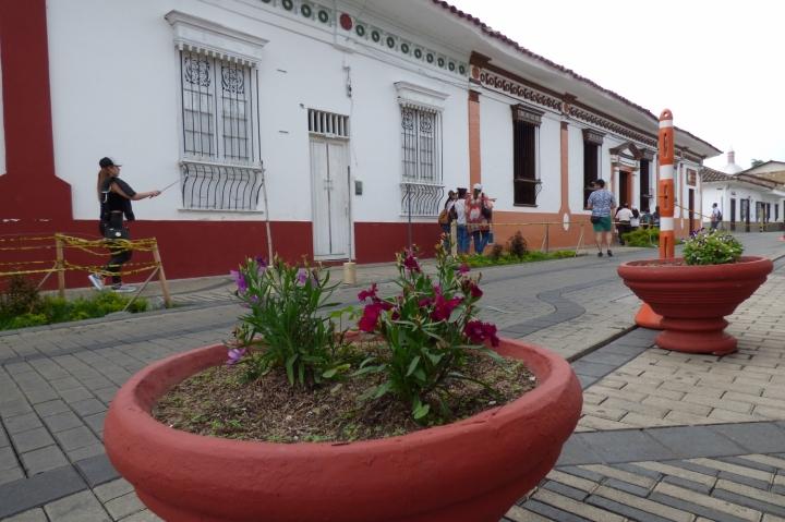 Arquitectura Colonia en Buga - Foto: David Medina